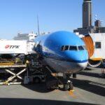 KLM KL862便 成田ーアムステルダムは快適でした