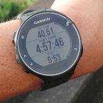 ガーミン GARMIN 230J  初心者ランナーにもおすすめ! マラソン大会で役立つ3つの機能