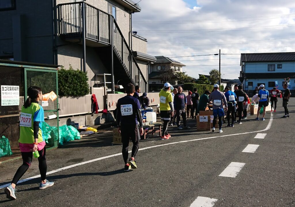 袋井クラウンメロンマラソン 2019