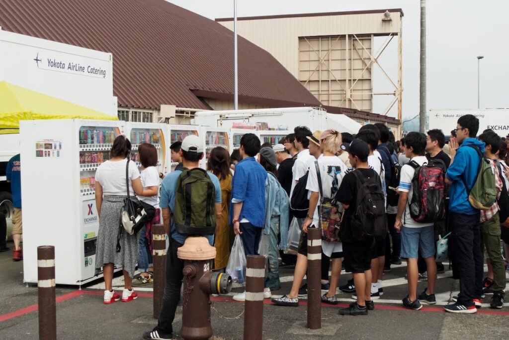横田基地日米友好祭2018