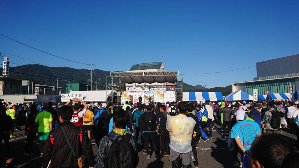いびがわマラソン2019