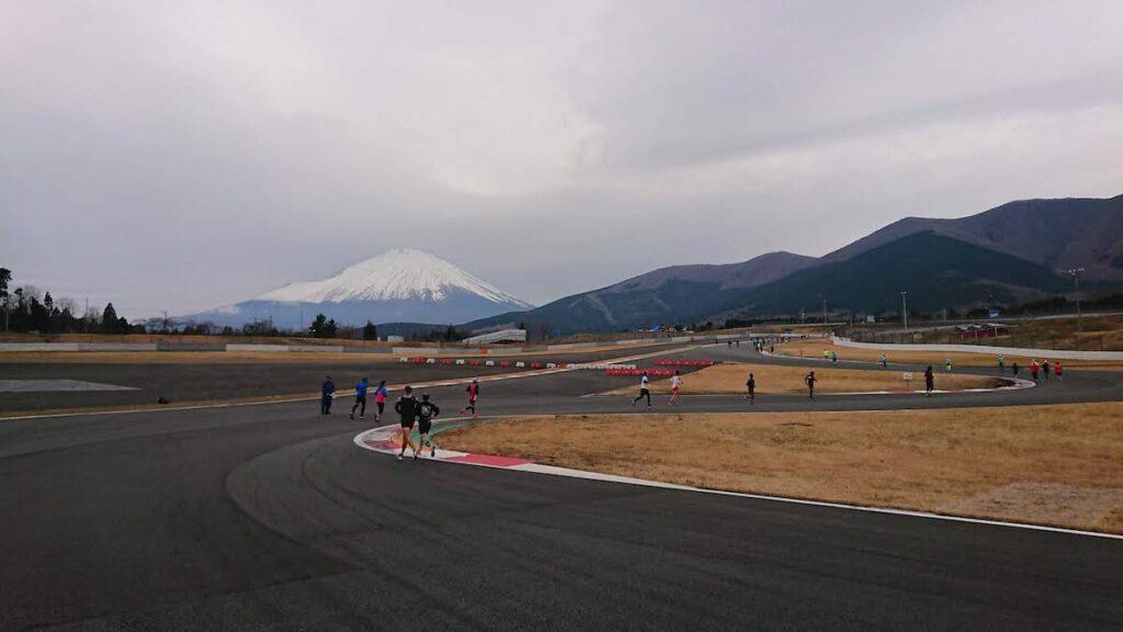 富士マラソンフェスタ コース